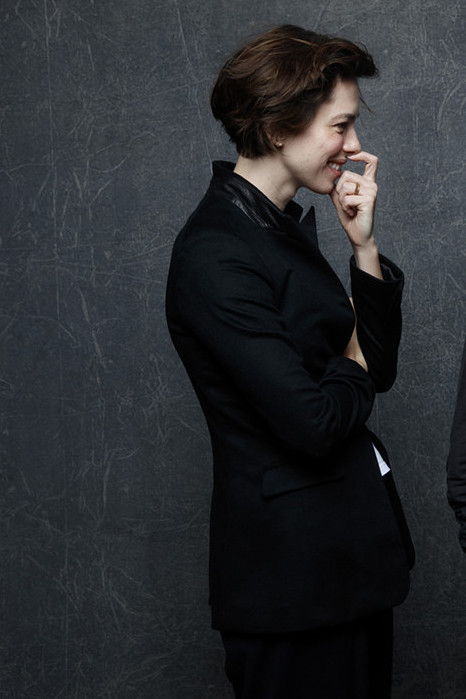 Ребекка Холл — Фотосессия для «Кристин» на «Sundance» 2016 – 3