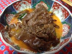 Wagyu Beef Sukiyaki @Home