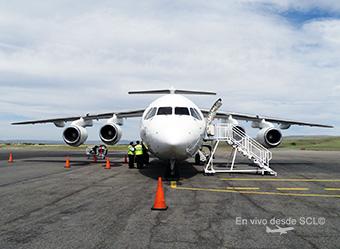 Aerovías DAP BAe146-200 Front (RD)