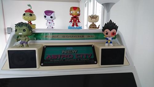 POP! sur la New Astro City