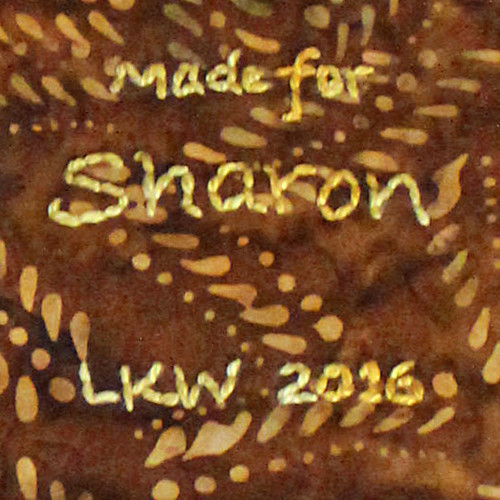Sharons Gift - Label