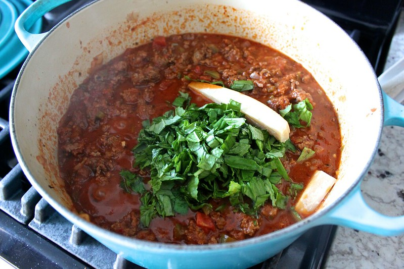 Magnificent Meat Sauce: New and Improved