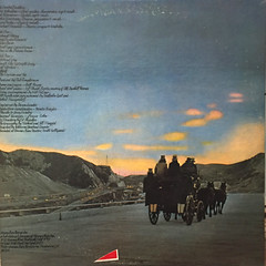 THE DOOBIE BROTHERS:THE CAPTAIN AND ME(JAKCET B)