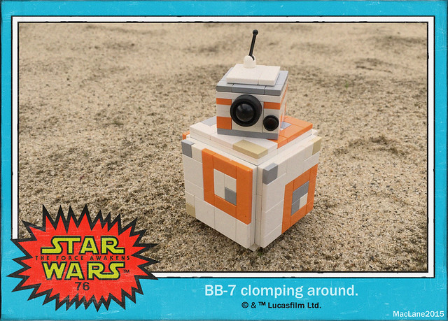 BB-7 Trading Card