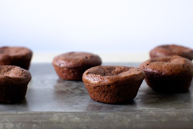 belgian brownie cakelets