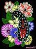 Fleurs Paisley