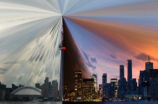 Radial Skyline Toronto