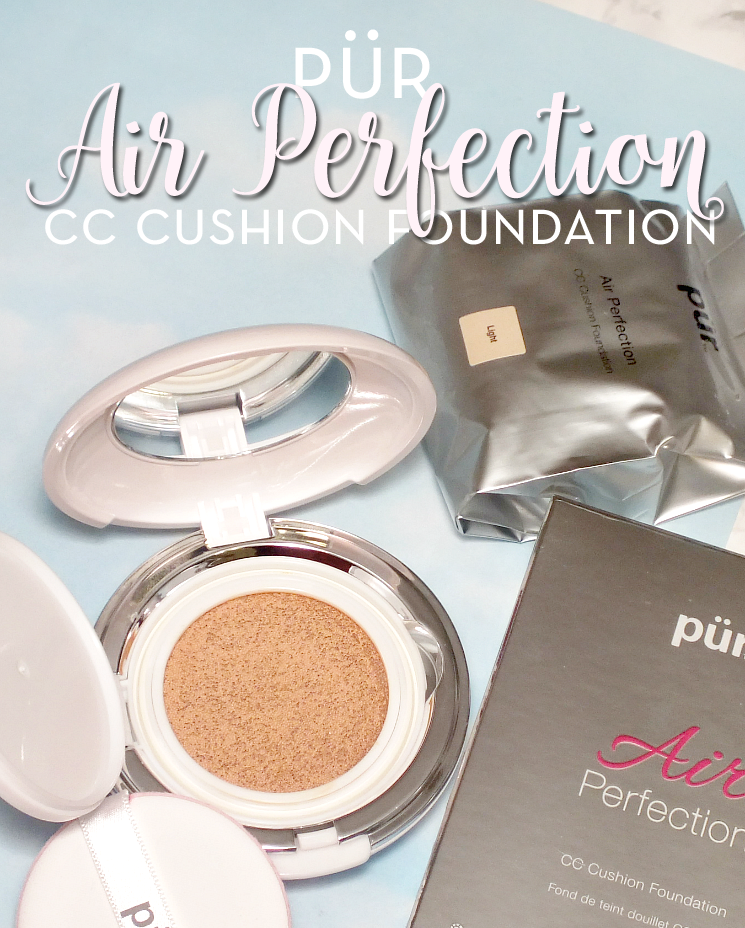 pur air perfection cccushion foundation in light (2)