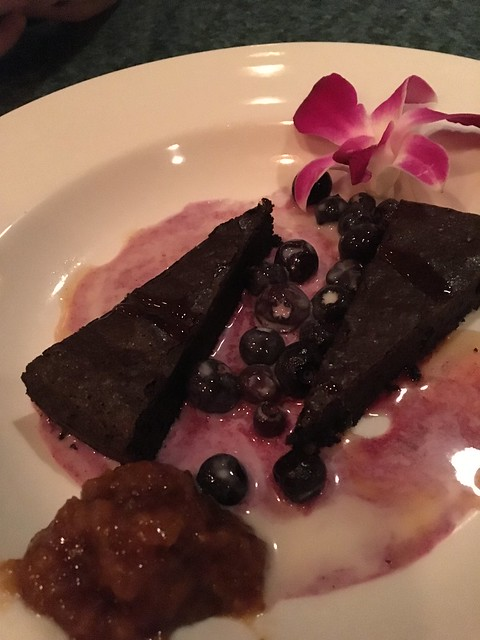 Aphrodisiac dinner at hill & hollow
