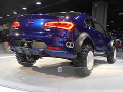 2015 Kia Forte Koup Mud Bogger Concept
