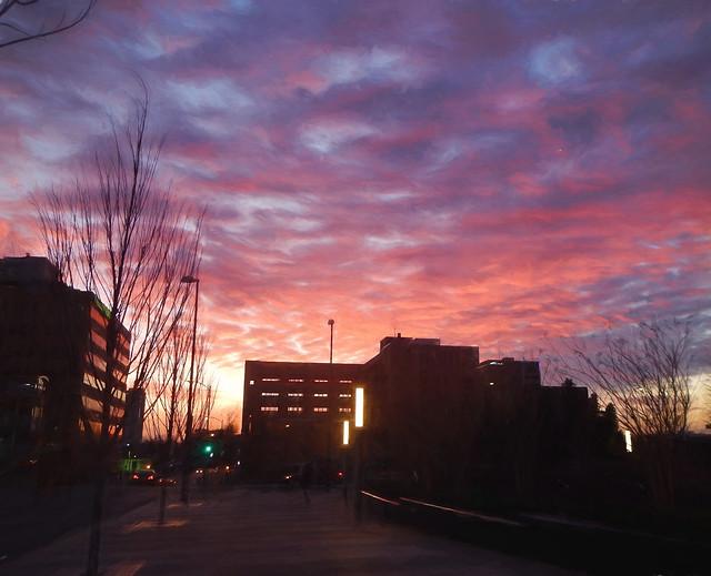 YMCA Skywatch Sunset Impressions Cezanne II 58 pct