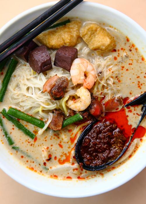 Penang White Curry Mee SS2 Wai Sik Kai