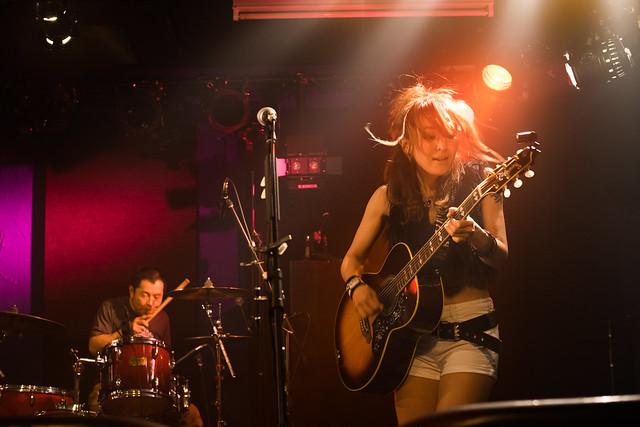 Juz live at 獅子王, Tokyo, 19 Feb 2016. -00257