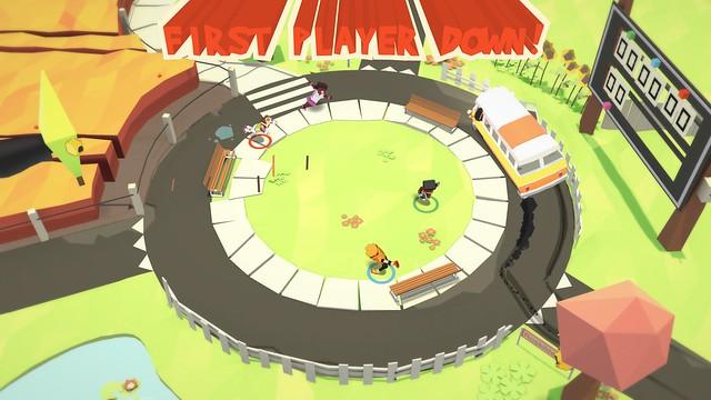 Stickbold un juego particular de deportes para PS4