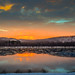 Snowy Susquehanna River Morning by starrienight