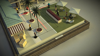 Hitman Go on PS4