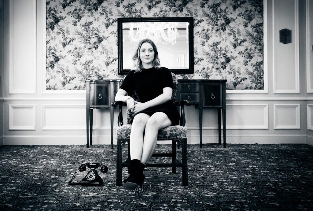 Сирша Ронан — Фотосессия для «Бруклин» на «TIFF» 2015 – 36