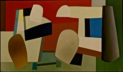 Equilibre (1934) - Jean Hélion (1904 - 1987)