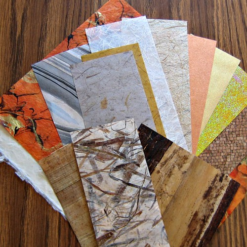 Mulberry Paper Design and More - Collage Pack