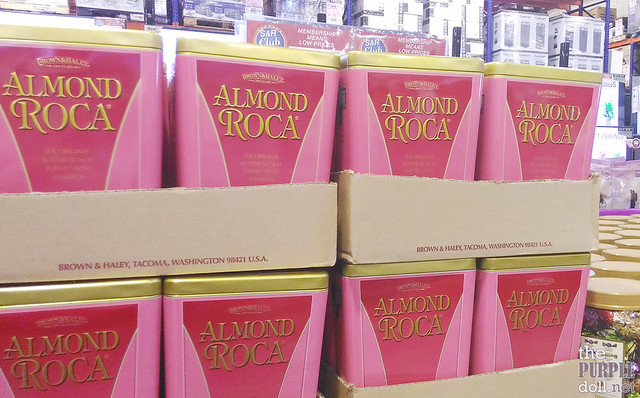 Almond Roca Tapered Tins