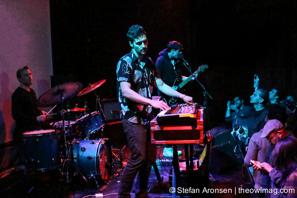Noise Pop Painted Palms @ the Rickshaw Stop, SF 2/26/16