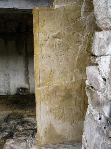 Palenque: el Templo de la Cruz