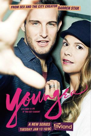 年轻一代 第一季 的海报