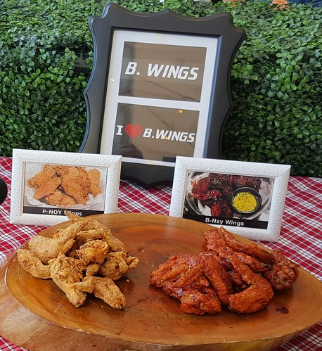 B. Wings Resto DHOTerte Wings | Davao Gourmet Collective 2016: Food and the City at SM Lanang Premier - DavaoFoodTripS.com