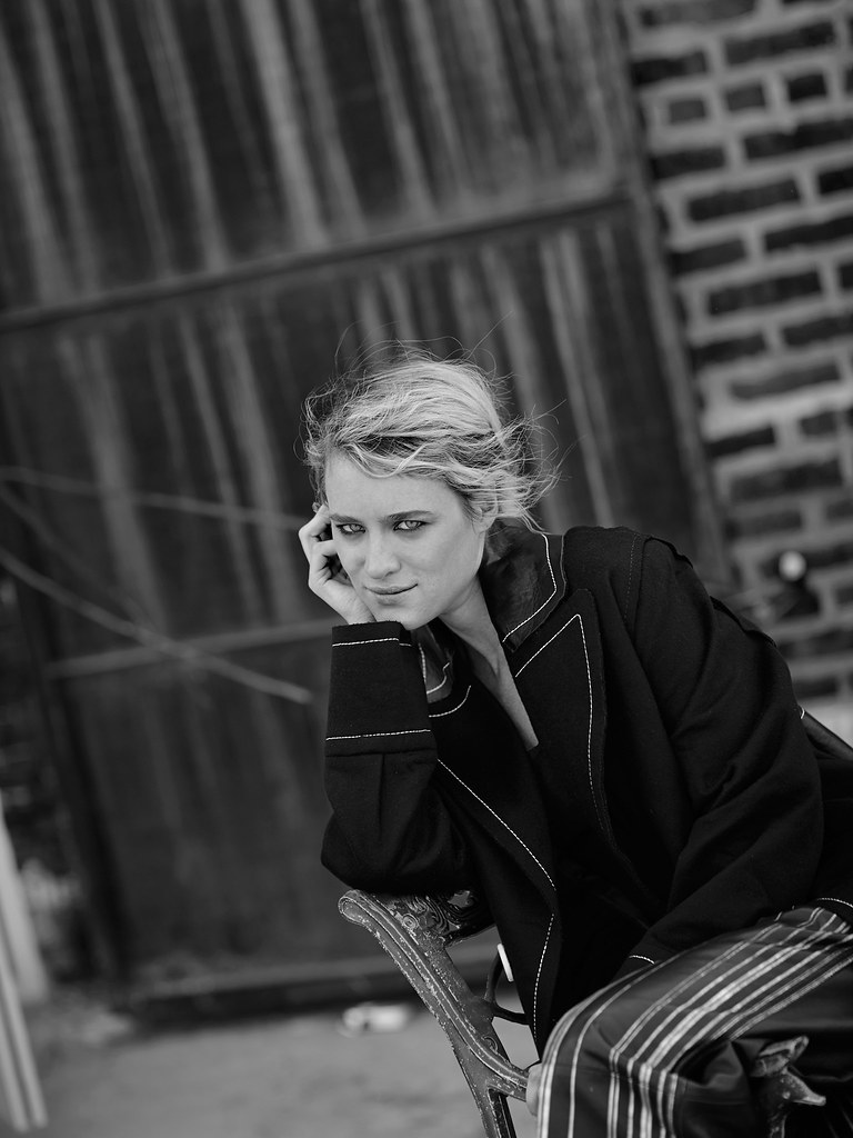 Маккензи Дэвис — Фотосессия для «Tidal» 2015 – 17