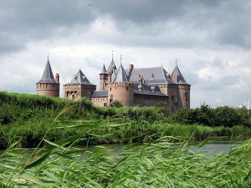 Muiderslot in The Netherlands
