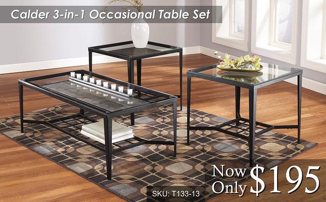 Calder Table Set