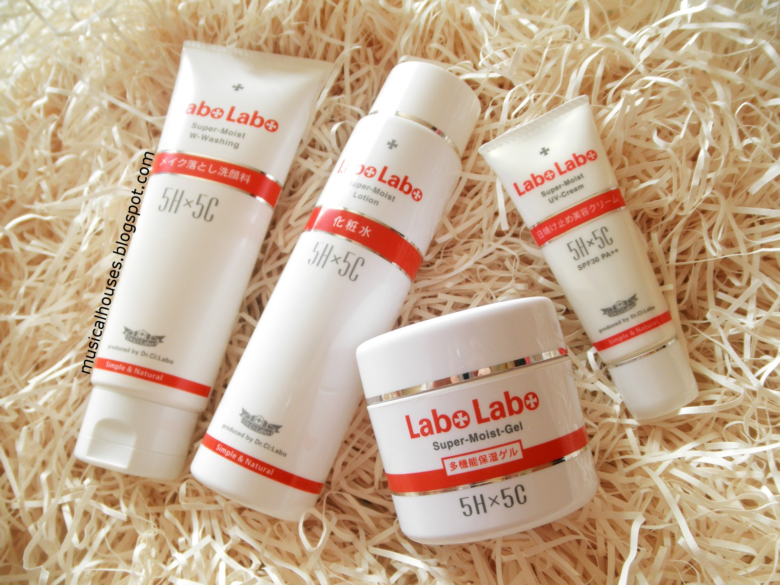 Labo Labo Dr Ci Labo Super Moist 5H5C Skincare Review