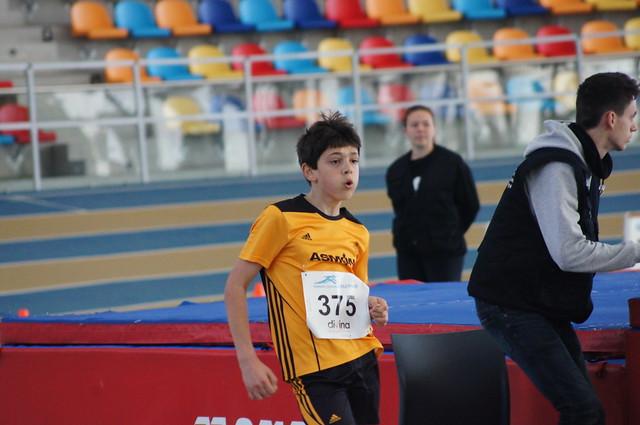 20160312 Campionat Catalunya Infantil Pista Coberta