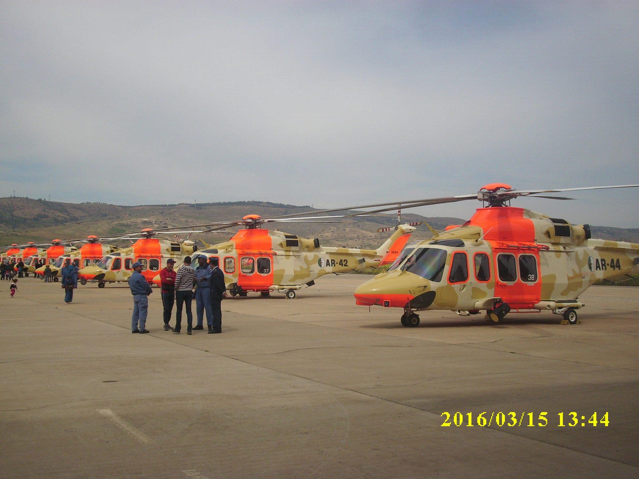 صور مروحيات القوات الجوية الجزائرية  [ AW-139 SAR ] - صفحة 2 25606507570_950acb98f9_o