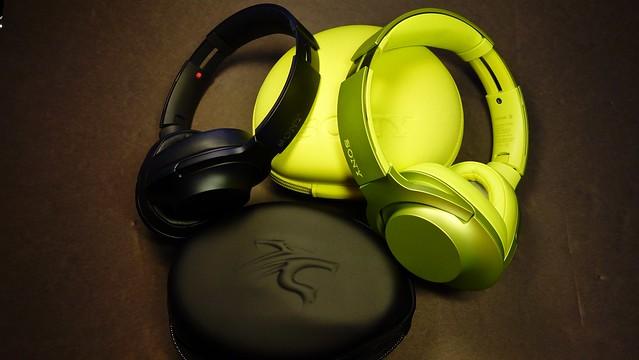 Sony wireless headphones pads - sony headphones hard case