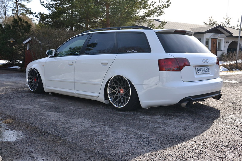 Zoml: Audi A4 B7 Avant //Mätäs Crew - Sivu 3 25796165940_1bce2c4c0d_c