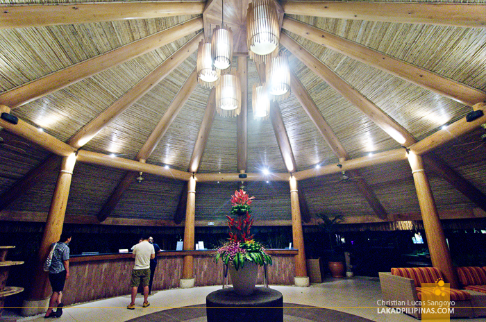 Bluewater Maribago Beach Resort Cebu Lobby