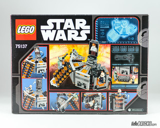 REVIEW LEGO Star Wars 75137 Carbon-Freezing Chamber 02 (HelloBricks)