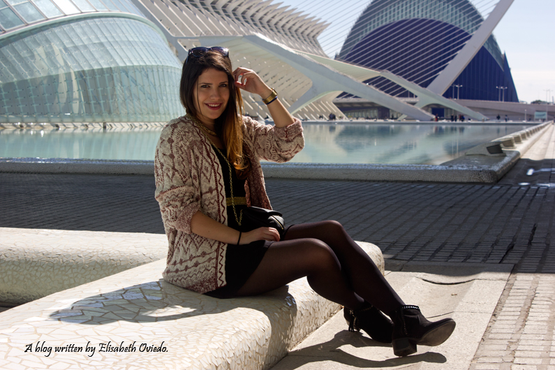 heelsandroses ciudad de las artes y las ciencias valencia little black dress (7)