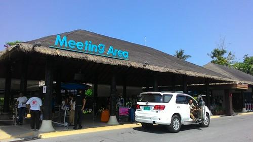 Samui Airport Meeting Area