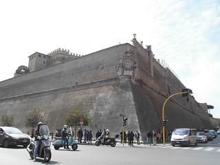 Um den Vatikan herum  - 3