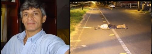 atropelamento ciclista