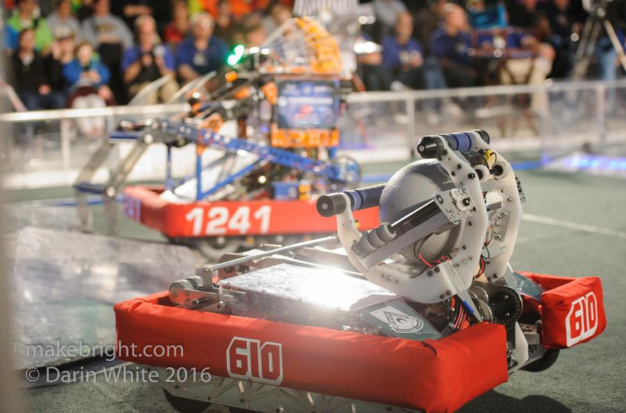 FIRST Robotics Regionals - UW - April 2016 377