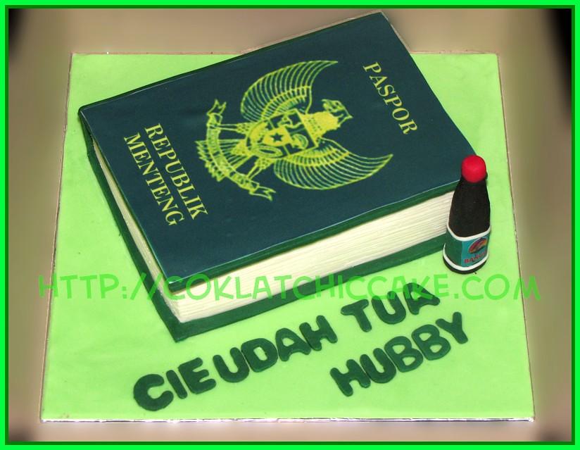 Cake Paspor