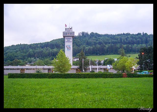 Qué ver qué hacer suiza Bad Zurzach - Balneario termal de Bad Zurzach