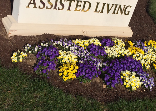 Assisted living sign