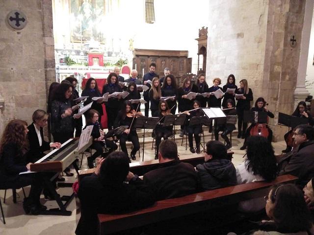 Noicattaro. Concerto musica sacra intero
