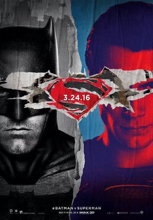 Batman v Superman - Dawn of Justice - Poster 7