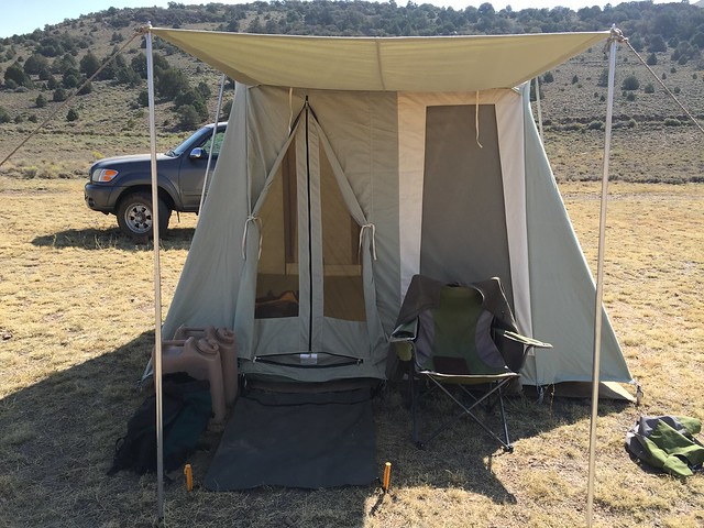 Springbar Tent Choice Expedition Portal