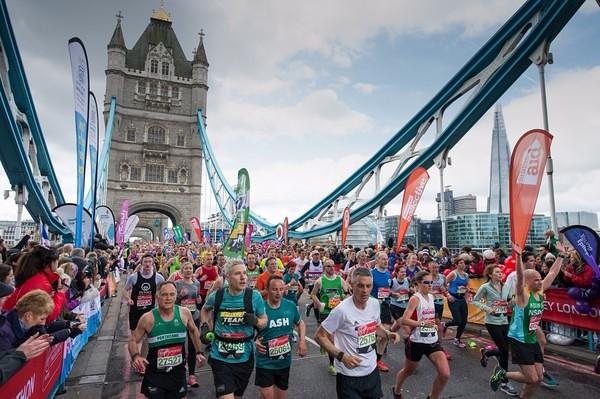 Sorteo Maratón de Londres 2017